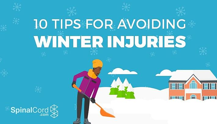 10 Tips for Avoiding Winter Injuries