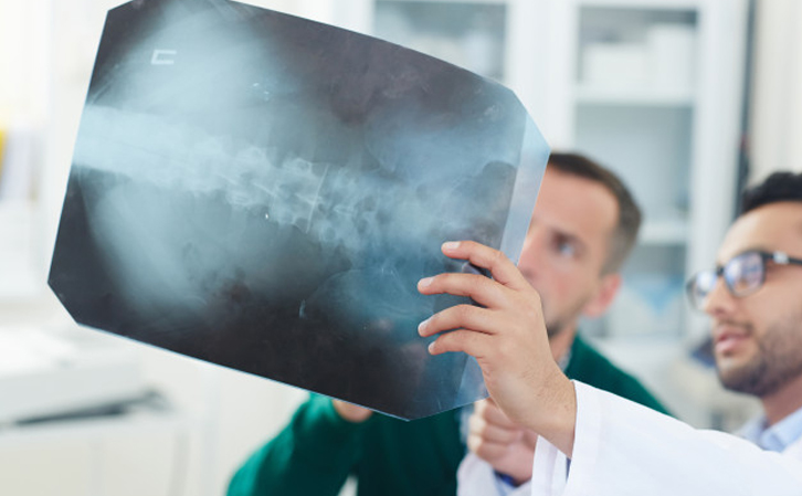 Assessing Spinal Lesion will determine the best way to treat a patient