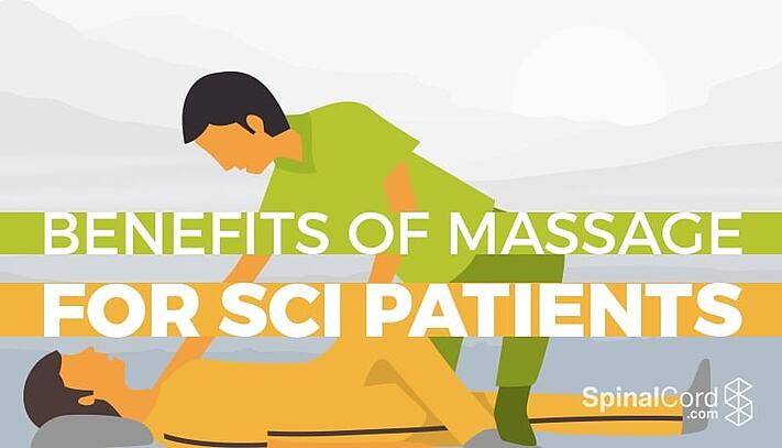 Benefits of Massage for SCI Patients