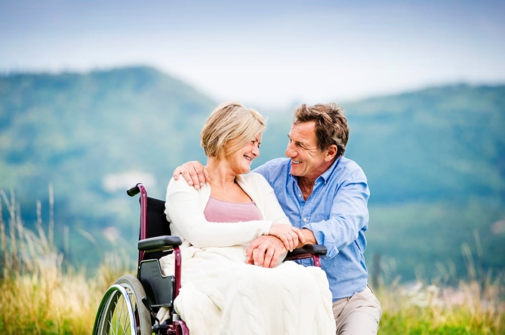 Dating someone with spinal cord injury