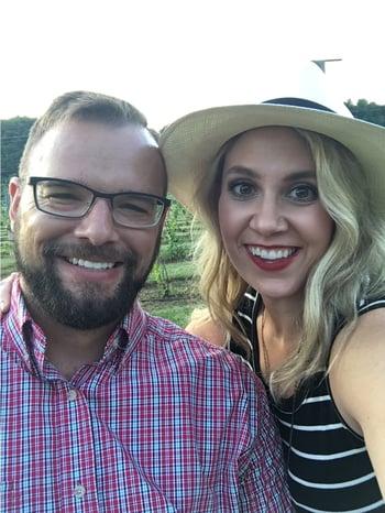 Lauren & Ryan Buck