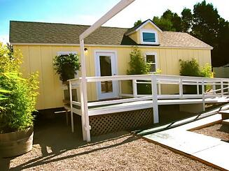 5 Amazing Wheelchair Accessible Tiny Homes on florida home plans and designs, florida ranch home designs, florida custom home designs,