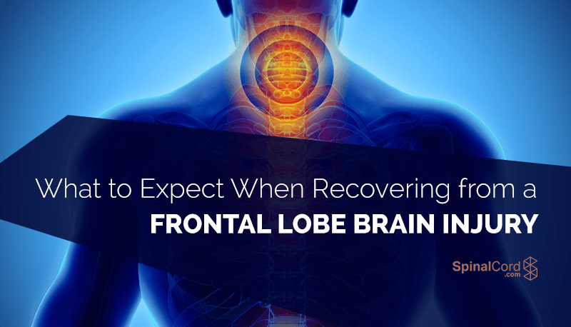 What to Expect When Recovering from a Frontal Lobe Brain Injury