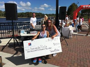 Quadriplegia and being Quadriplegic hasn't stopped Amanda from helping others