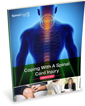Coping with a spinal cord injury