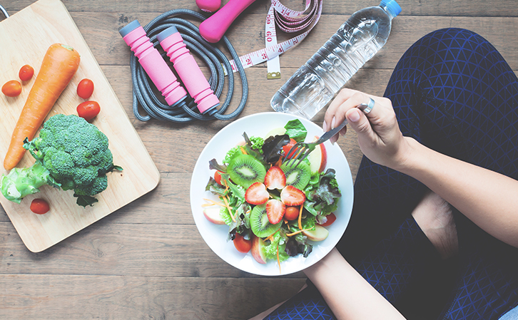 Healthier diet and lifestyle helps treat Spinal Cord Injuries