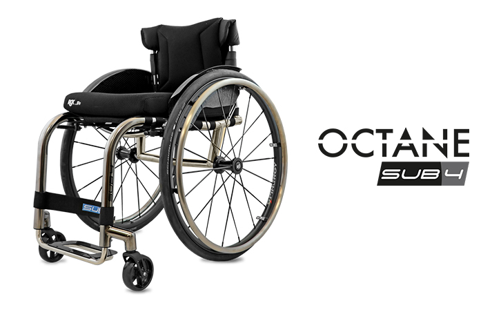 Octane Sub4 Wheelchair