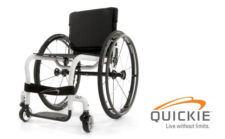 Quickie - Q7 Wheelchair