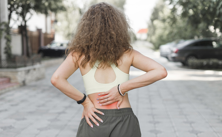 Sixth Lumbar Vertebrae can lead to increased back pain