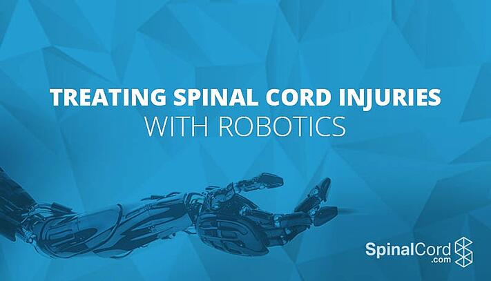 Treating Spinal Cord Injuries with Robotics