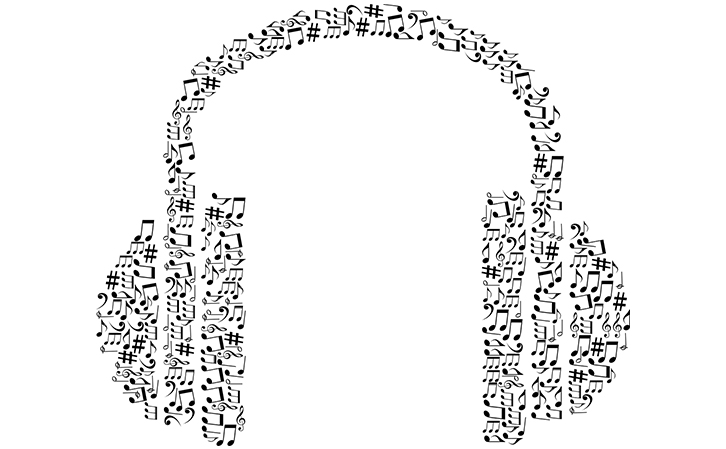 Headphones-Made-of-Music-Symbols-Temporal-Lobe-Concept