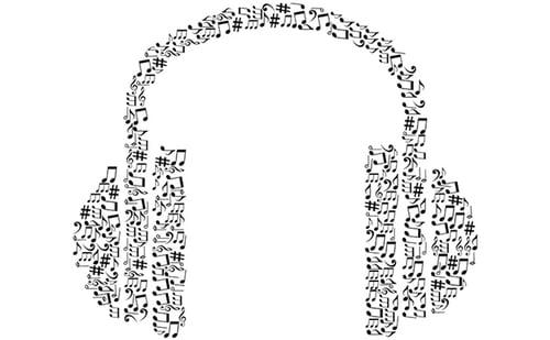 Headphones-Made-of-Music-Symbols-Temporal-Lobe-Concept