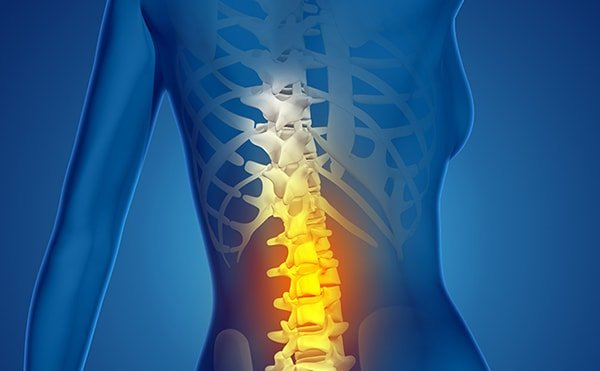 Thoracic Spinal Cord Injury