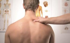 Doctor-testing-for-hemiplegia-back-examination