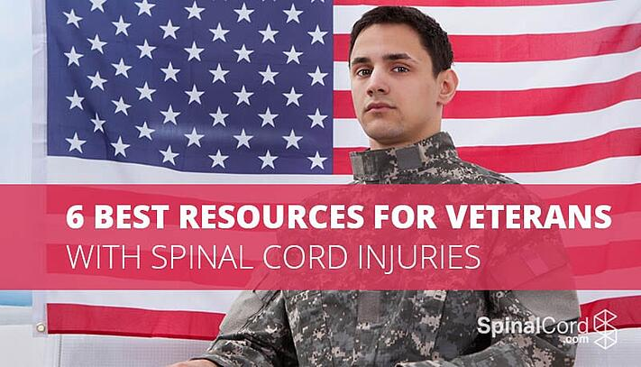 6 Best Resources for Veterans with Spinal Cord Injuries