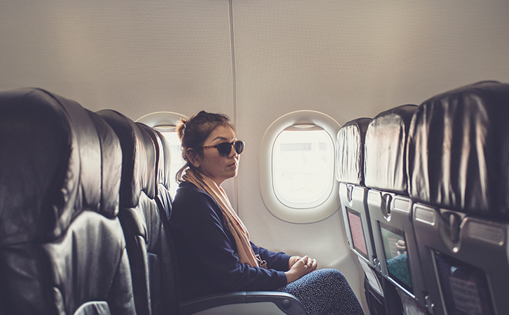 airplane seat social distancing social distance