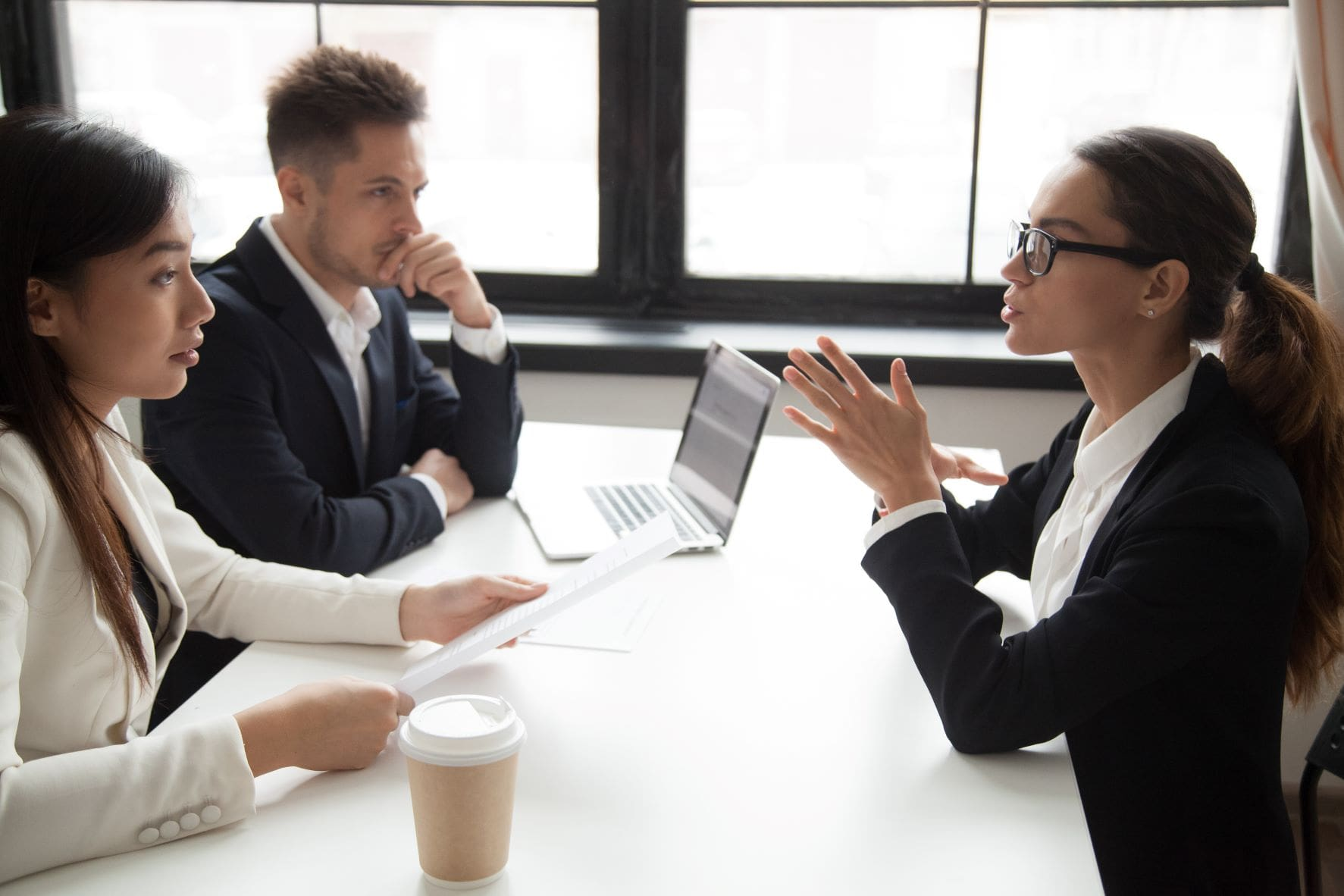 confident-applicant-being-judged-by-interviewing-hr-managers