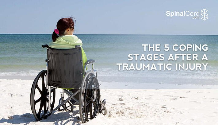 The 5 Coping Stages After a Traumatic Injury