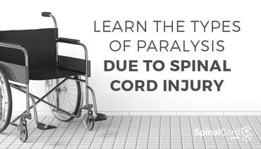 Paralysis, Types of Paralysis, Paralysis Causes