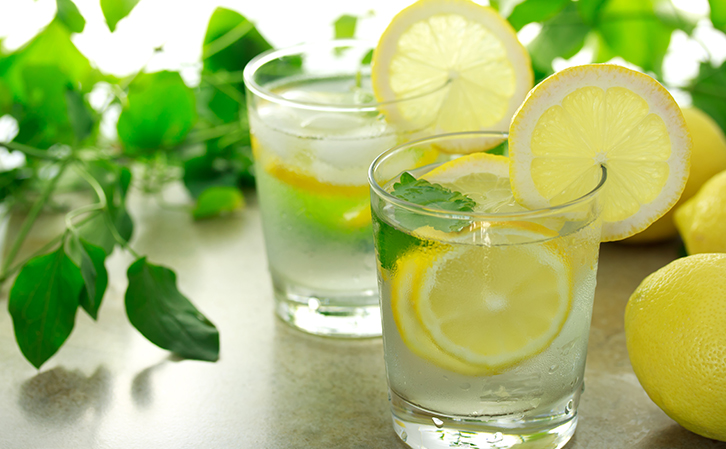 lemon water to make water palatable for people with spinal cord injuries (SCI) or is paralyzed