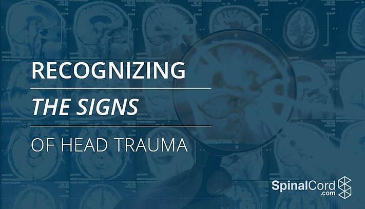 Recognizing the Signs of Head Trauma
