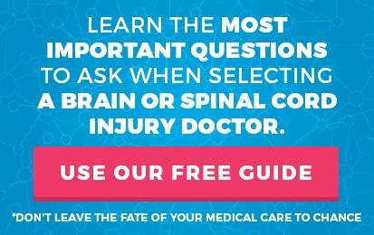 Important Questions To Ask Your Brain And Spinal Cord Injury Doctor.