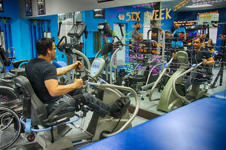 Activity Based Therapy Centers | Spinal Cord Injury
