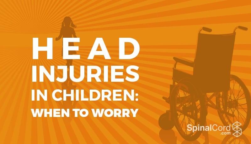 Head Injuries in Children: When to Worry