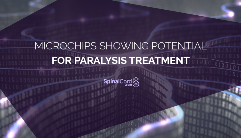 Microchips Showing Potential for Paralysis Treatment