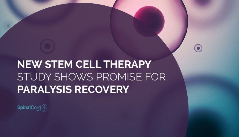 stem cell research on paralysis Federal regulators are poised to crack down clinics that offer pricey stem cell  to cure her paralysis  stem cell claim involving brigham research.